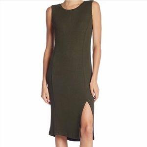 Catherine Catherine Malandrino Dress Size L Green